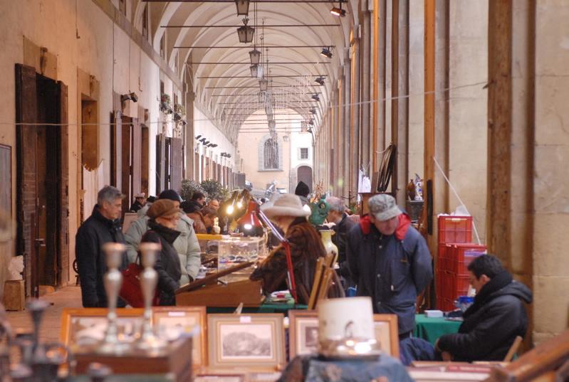Eventi ed appuntamenti in valtiberina for Arezzo antiquariato