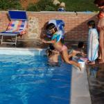 piscina agriturismo -Anghiari