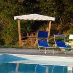 piscina agriturismo-Anghiari Toscana