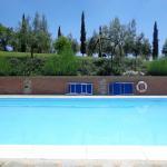 piscina agriturismo-Toscana